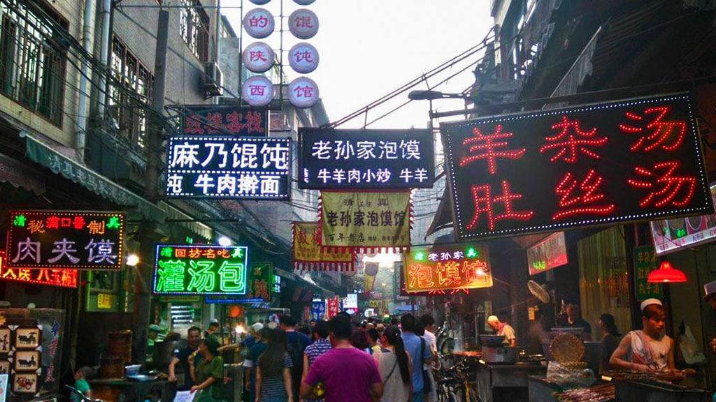 China famous
