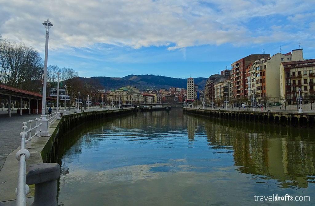 City center of Bilbao Bilbao or San Sebastian: What's the best basque country destination?