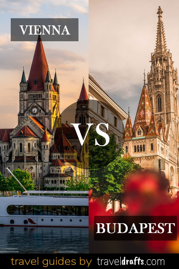 Vienna vs Budapest