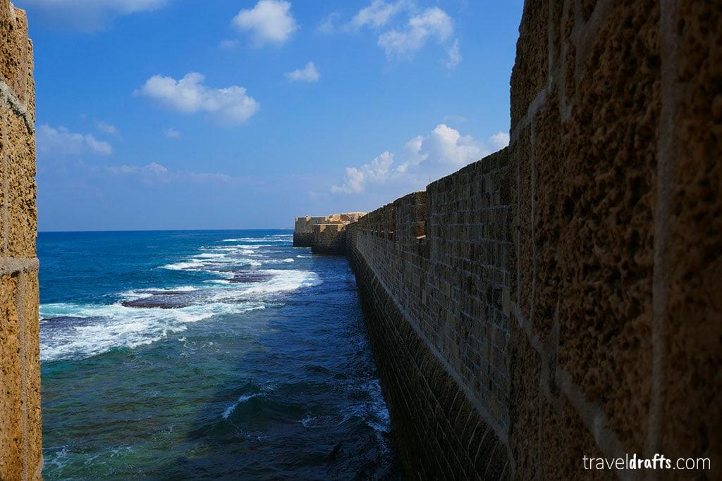 Walls of akko
