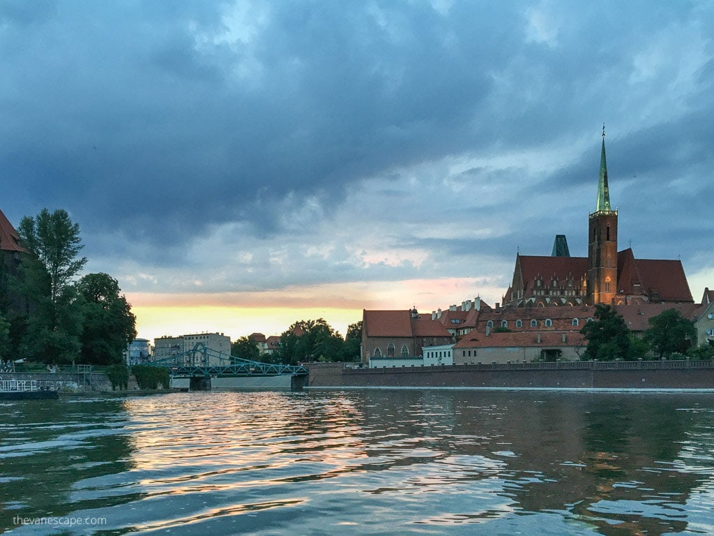 why traveling to Poland