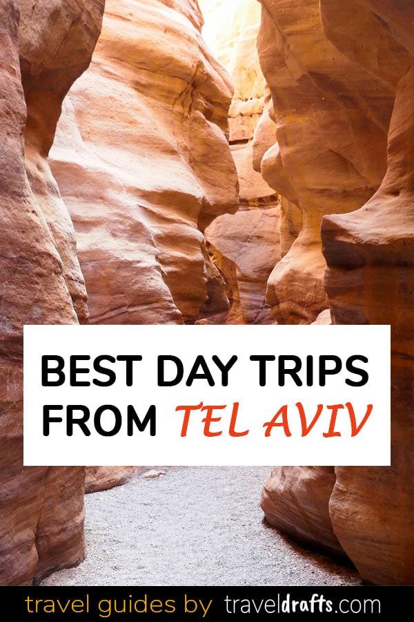Tel aviv day trips
