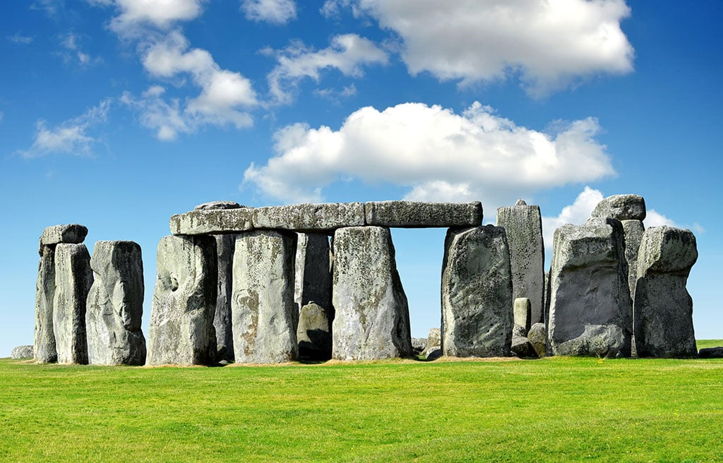 Stonehenge What is England famous for?