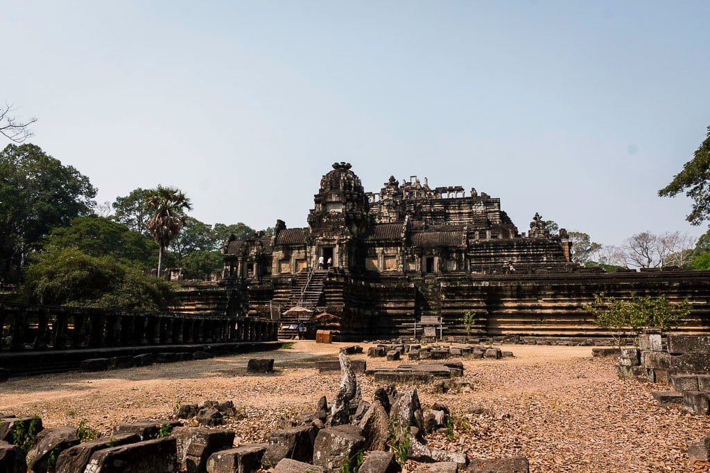 What is Cambodia most famous for?
