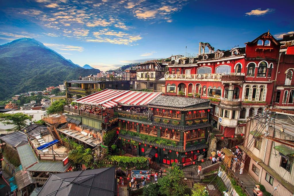 Cool stuff about Taiwan