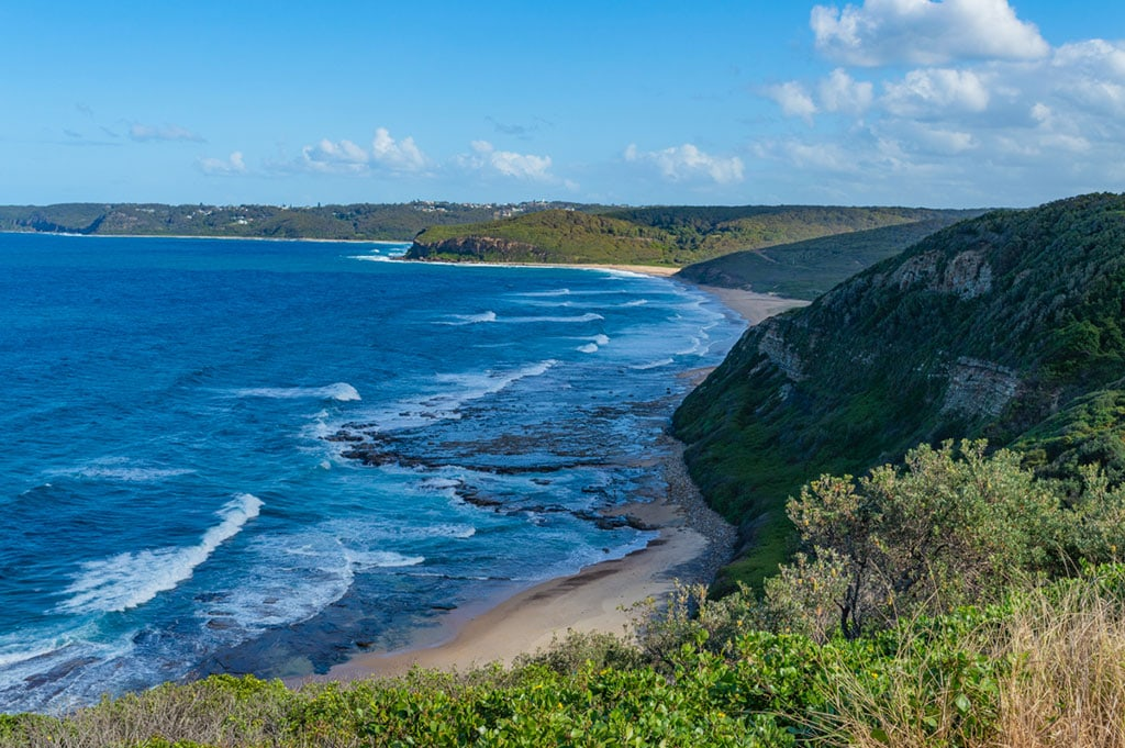 What is Australia known for? Beaches and beach vibe
