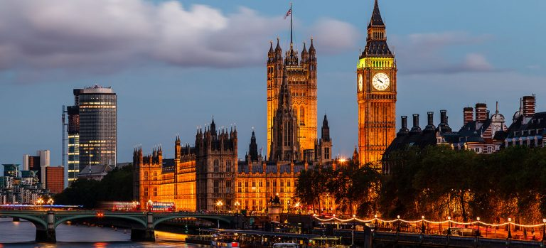 What Is England Famous For
