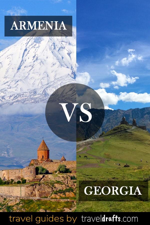 Armenia vs Georgia