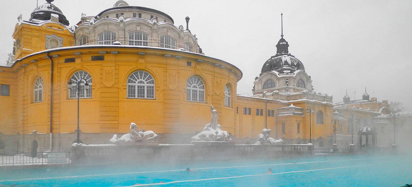 Beest things to do in Budapest in Winter
