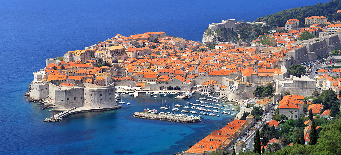 Famous Landmarks In Croatia
