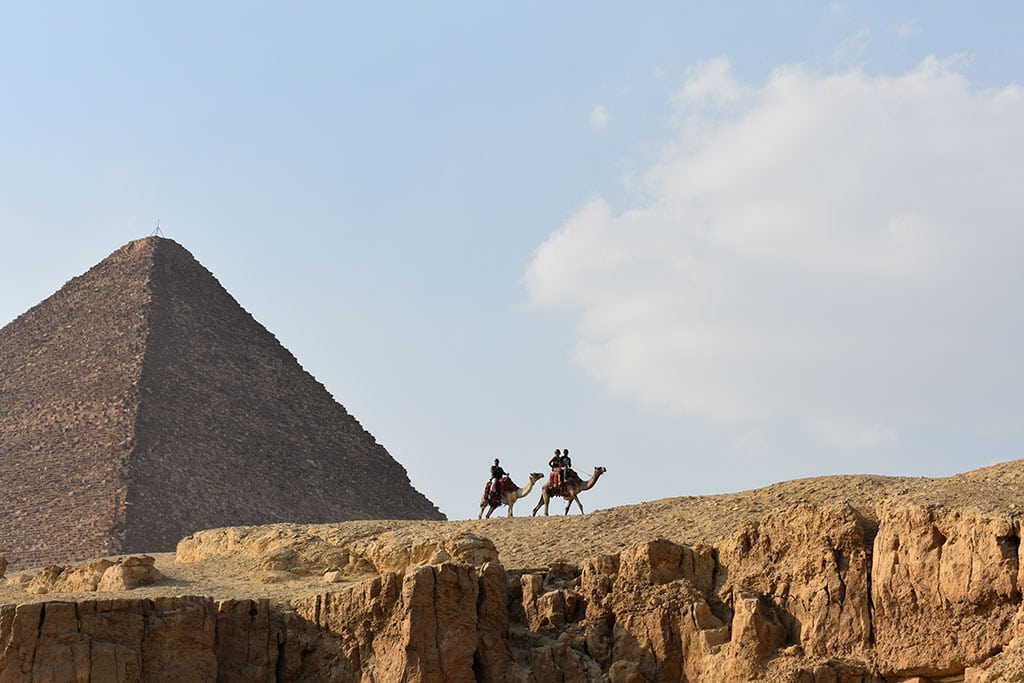 What is Egypt famous for?