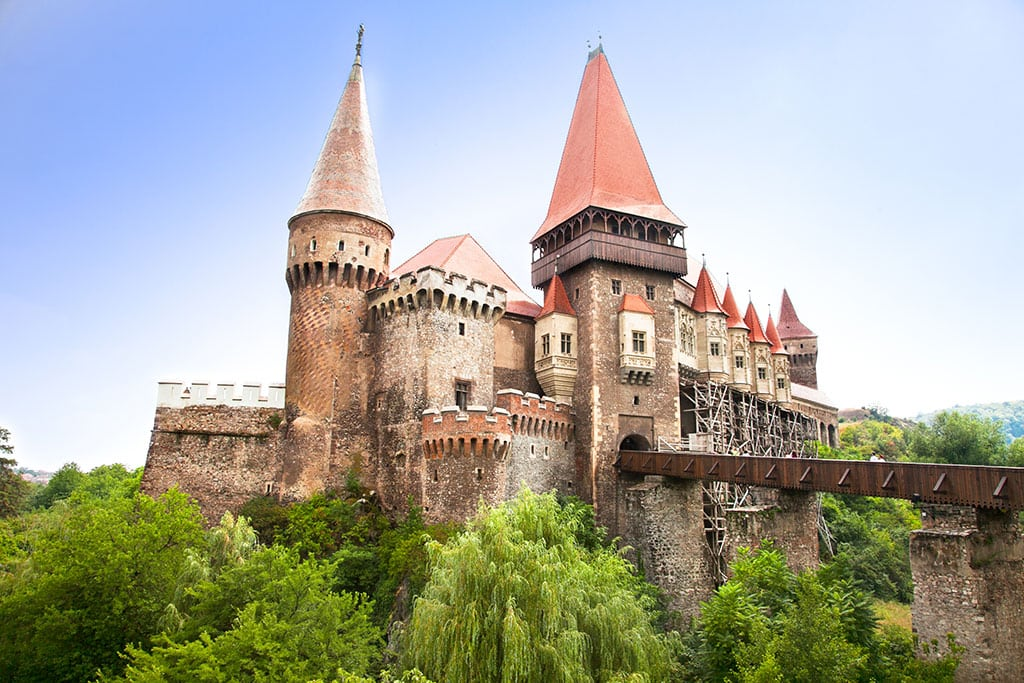 Famous things about Romania
