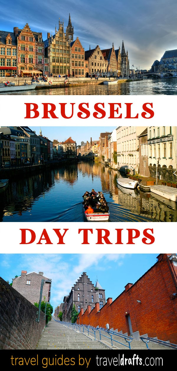 Brussels Best Day Trips