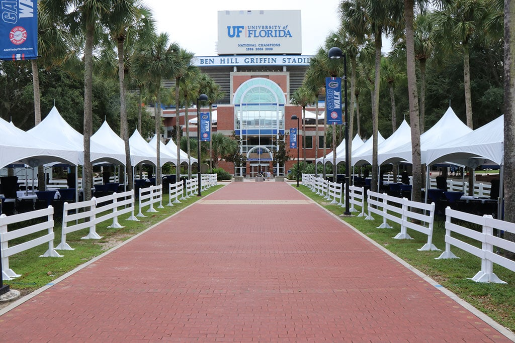 What is Florida famous for? The sports culture