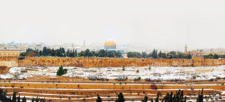 Jerusalem in Winter