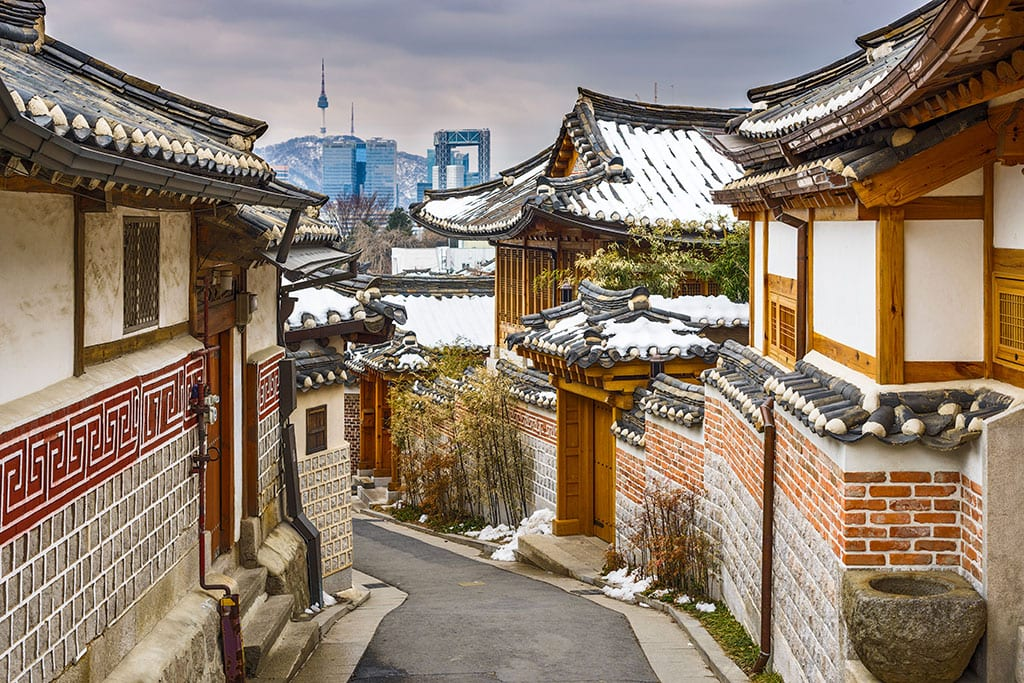 Cool things to do in Seoul in Winter