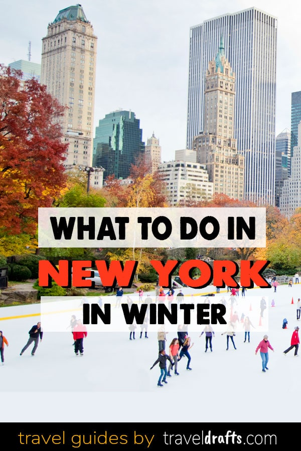 Things To Do In NYC In Winter