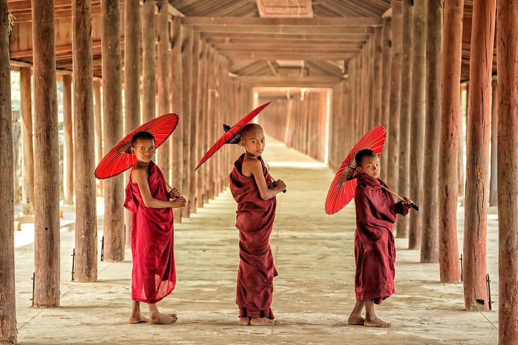 Famous things of Myanmar