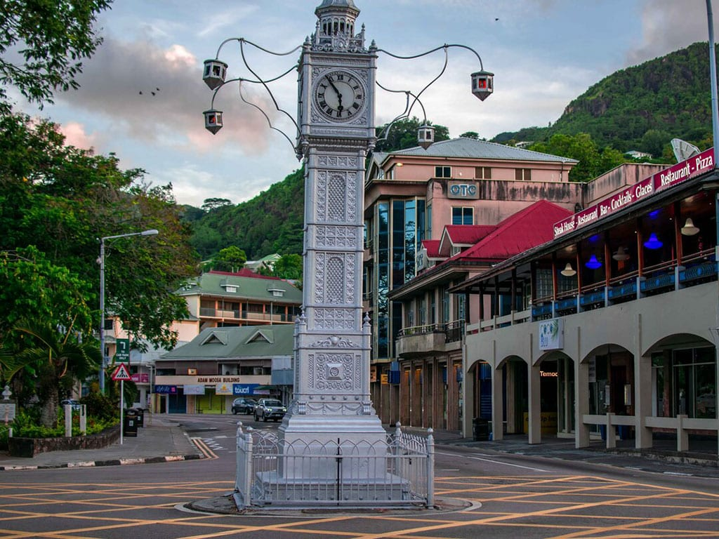 famous things of Seychelles