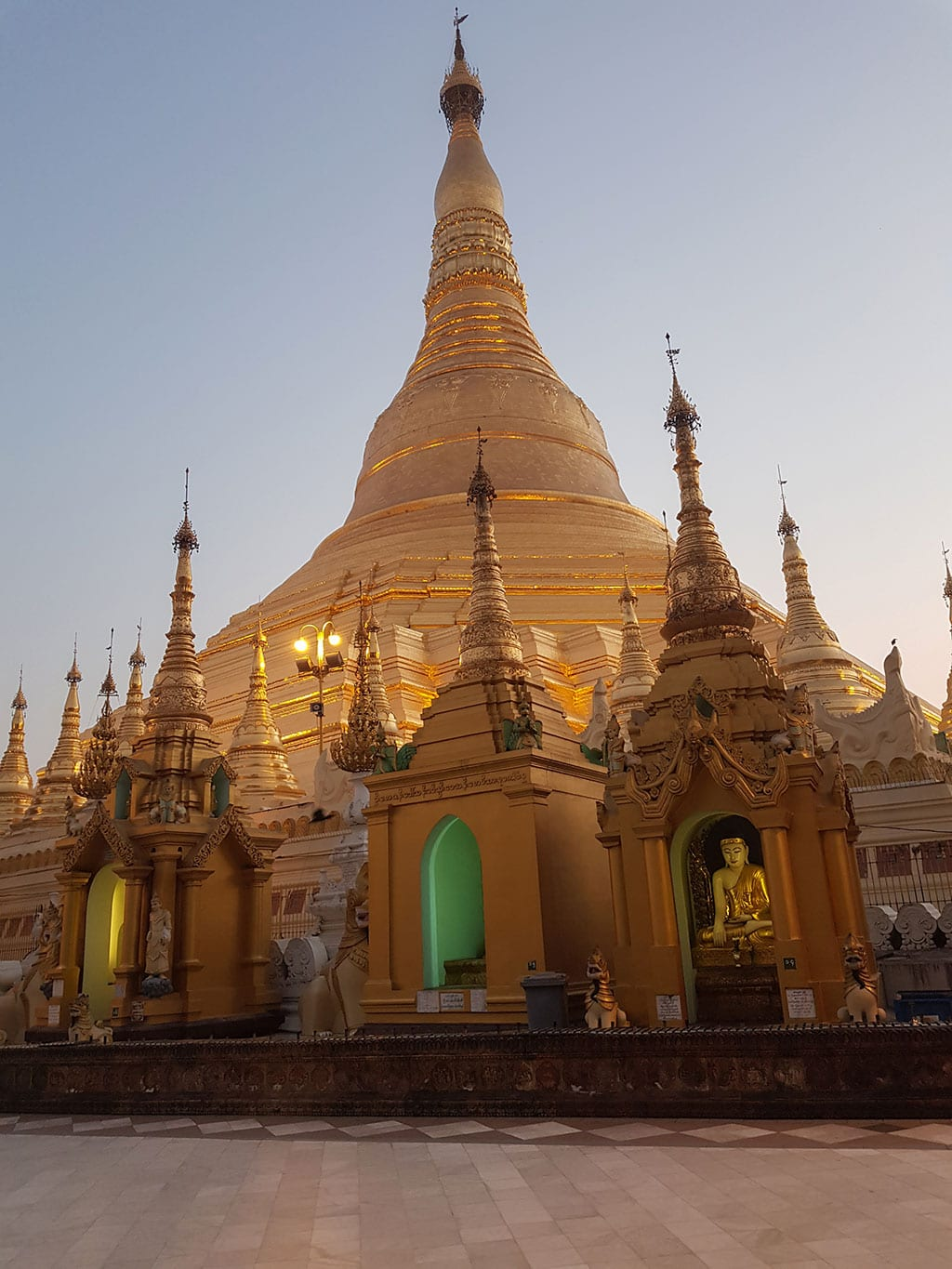 Facts about Myanmar