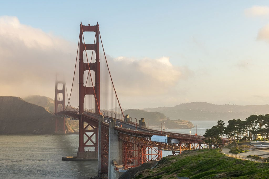 When to go in San Francisco
