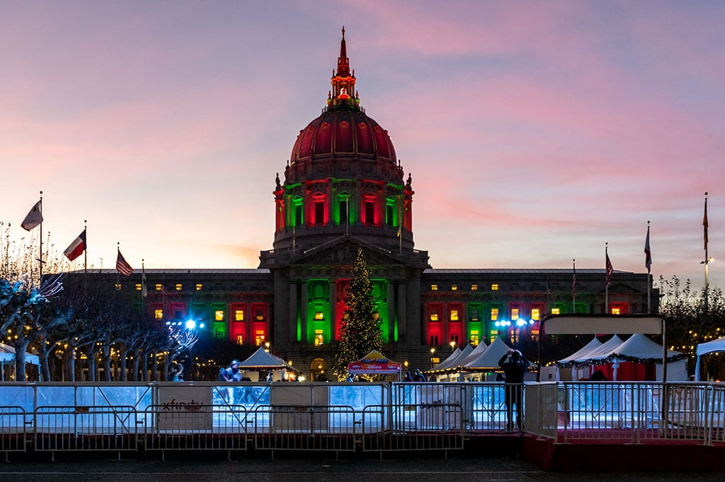 Cool things to do in San Francisco in Winter