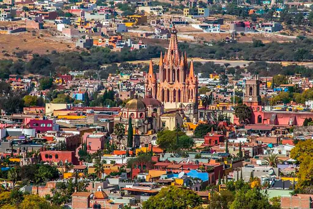 famous things about Mexico