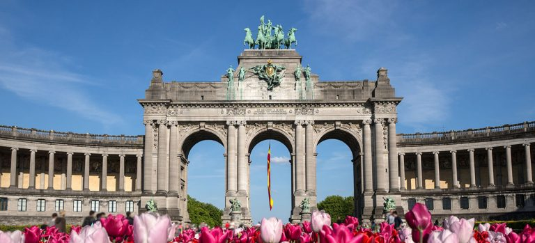 25 Famous Landmarks In Belgium cover