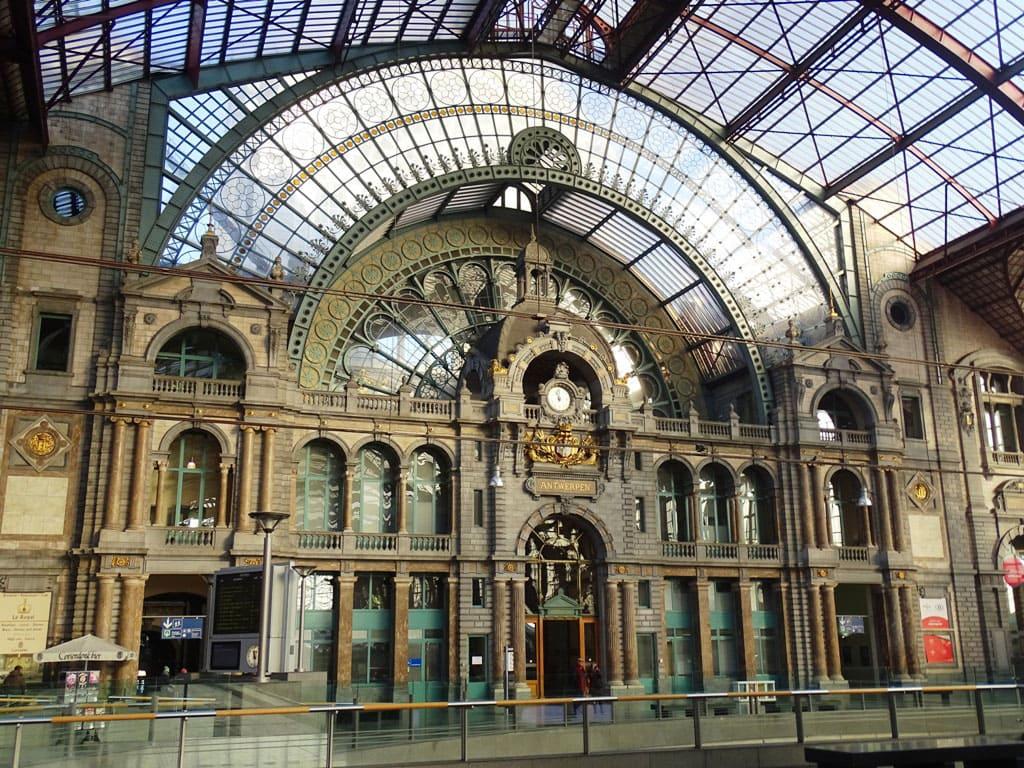 Lanmarks in Belgium you must visit