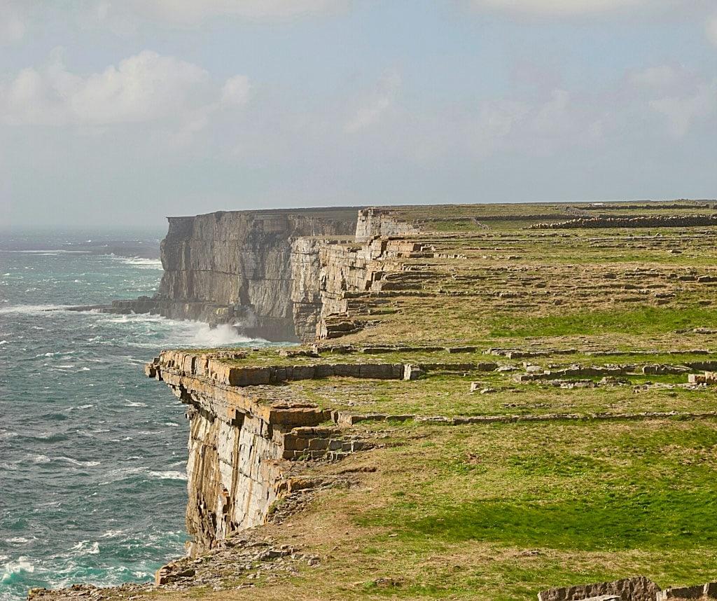Interesting landmarks in Ireland