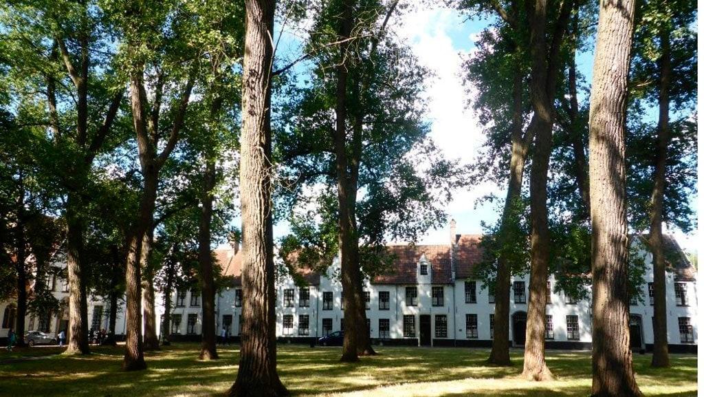 Cool landmarks in Belgium