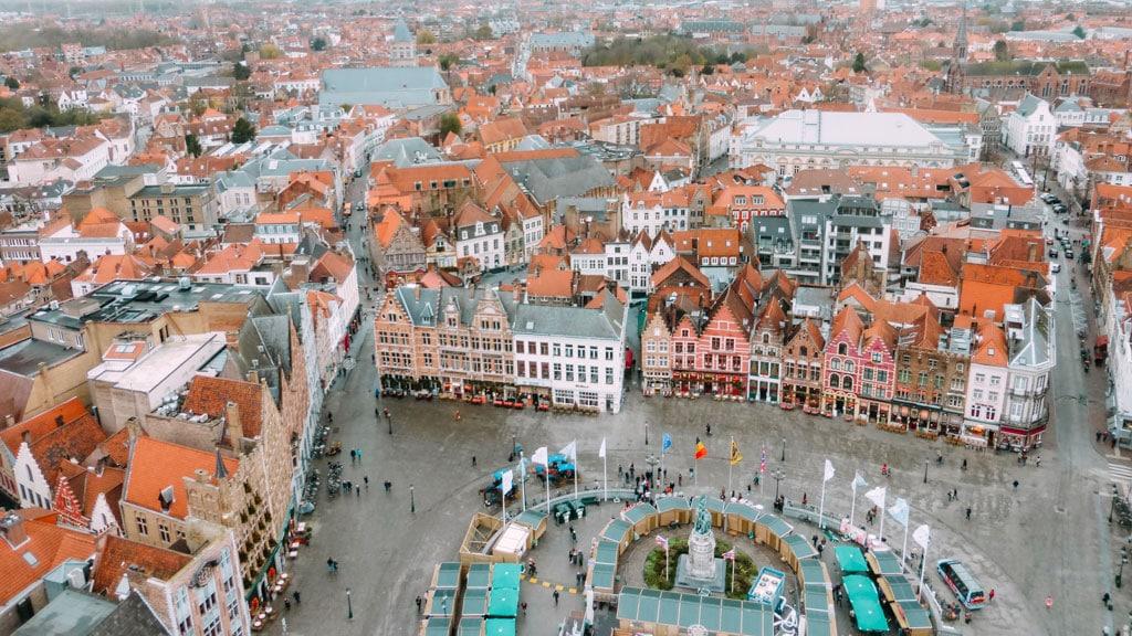 Landmarks In Belgium - Flanders