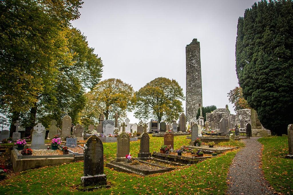 Historic landmarks in Ireland