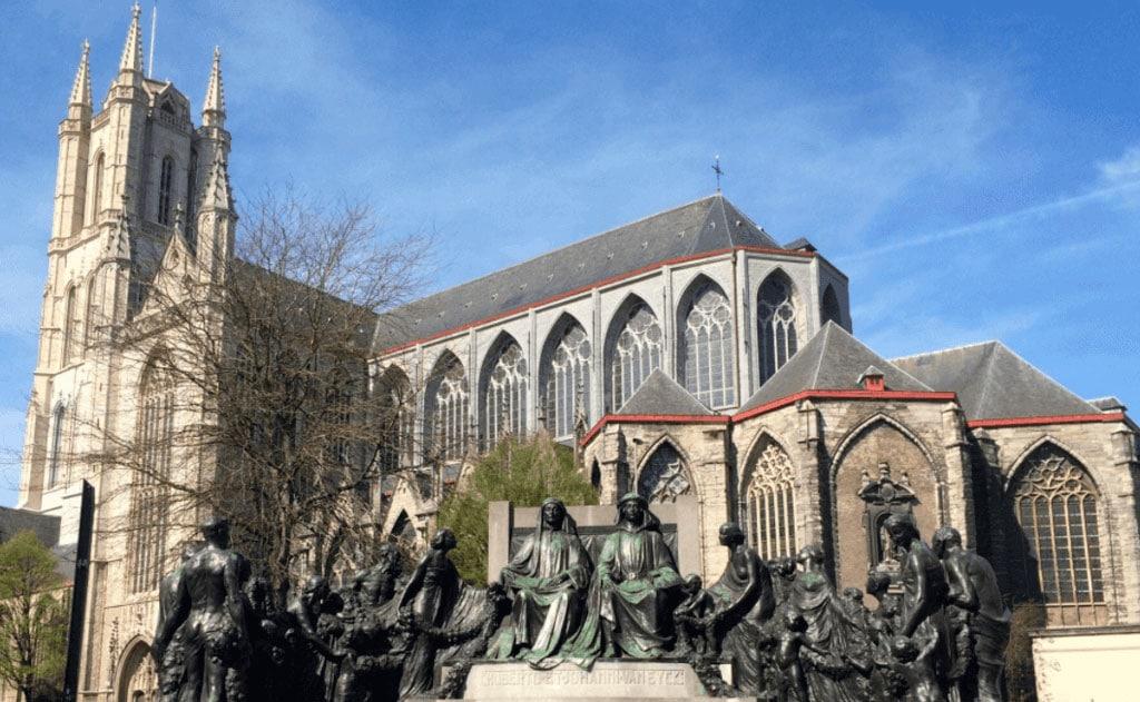 Famous attractions in Belgium