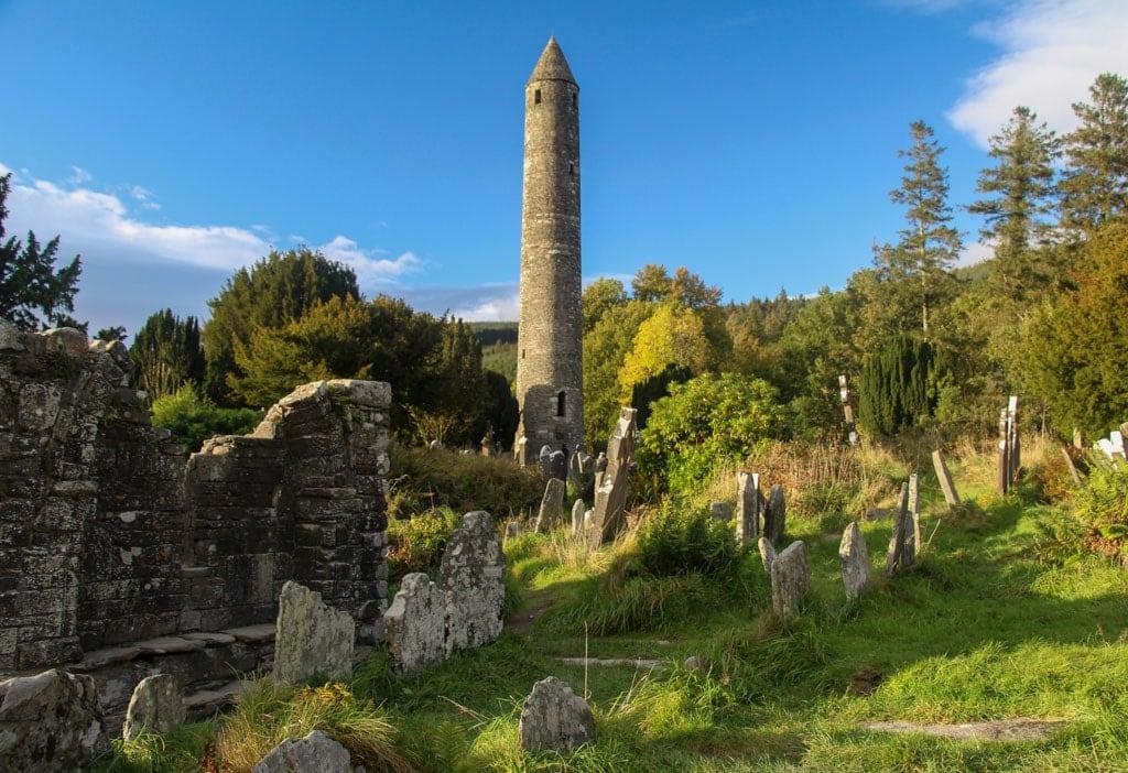 Cool landmarks in Ireland