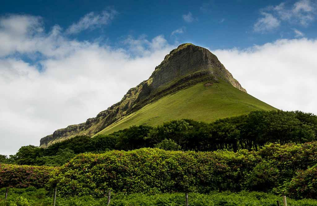 Beautifull landmarks in Ireland