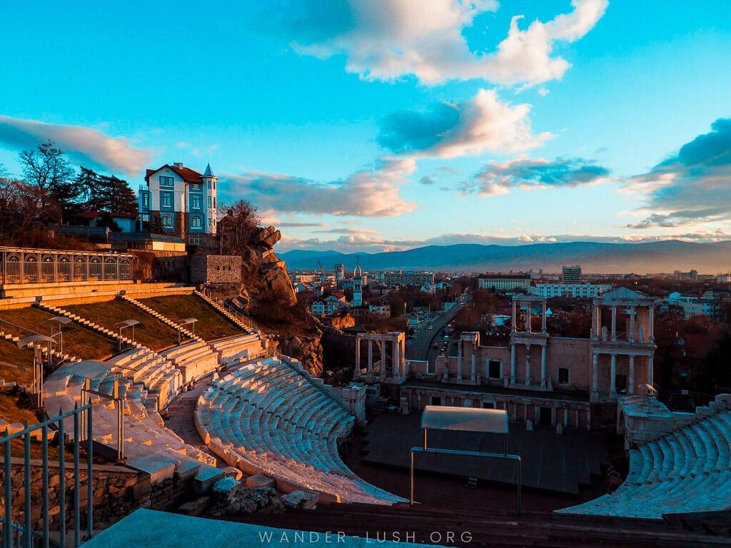 Famous Bulgarian landmarks