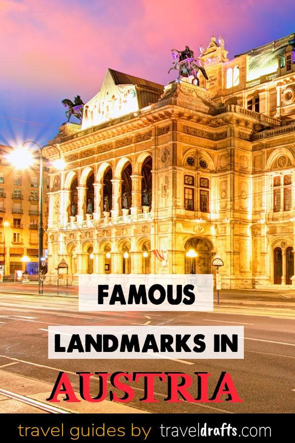 20 Famous Landmarks In Austria