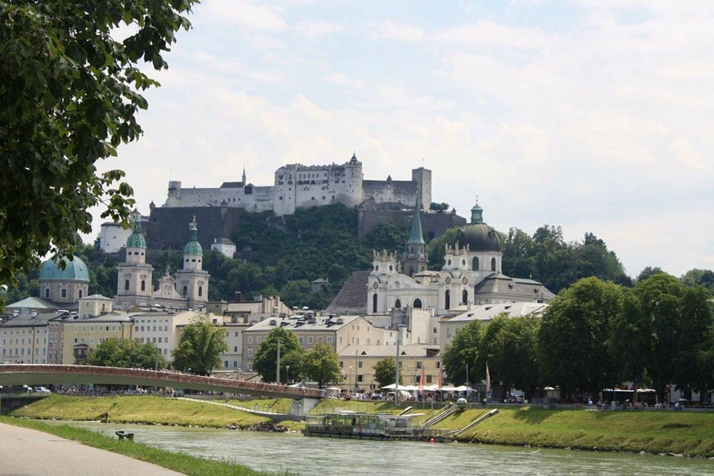Cool landmarks in Austria