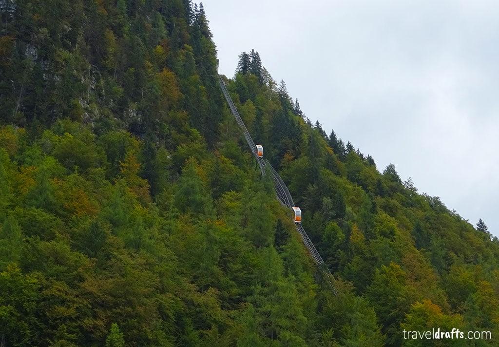 Most known Austrian landmarks