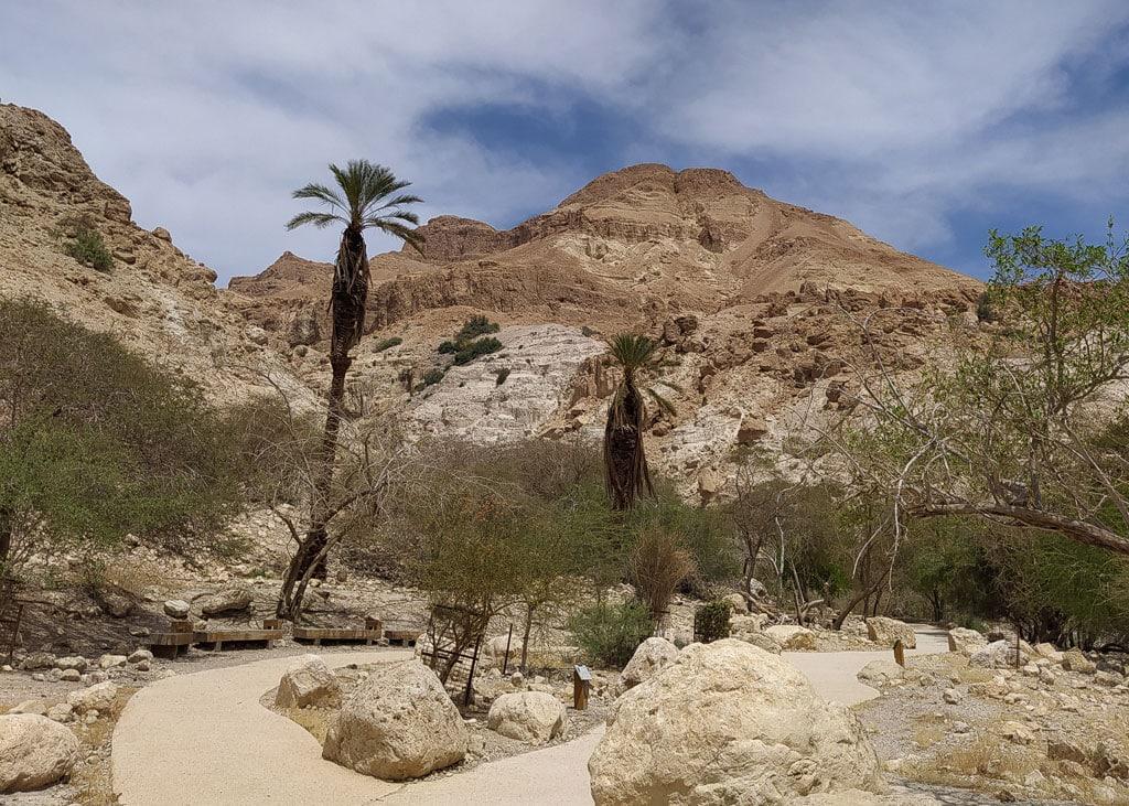 Natural landmarks Israel