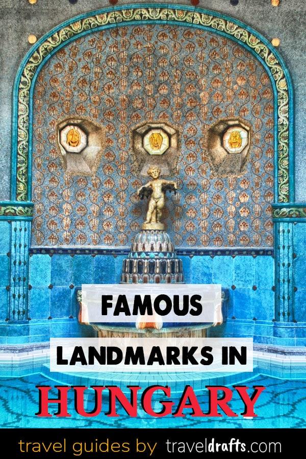 Famous landmarks in Hungary