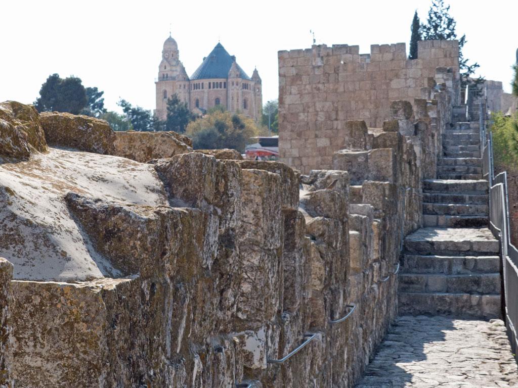 israel landmarks Jerusalem walls