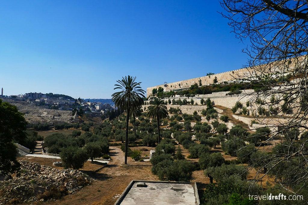 religious landmarks in Israel