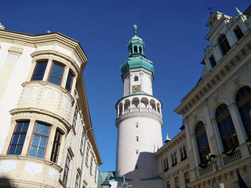 Important landmarks in Hungary