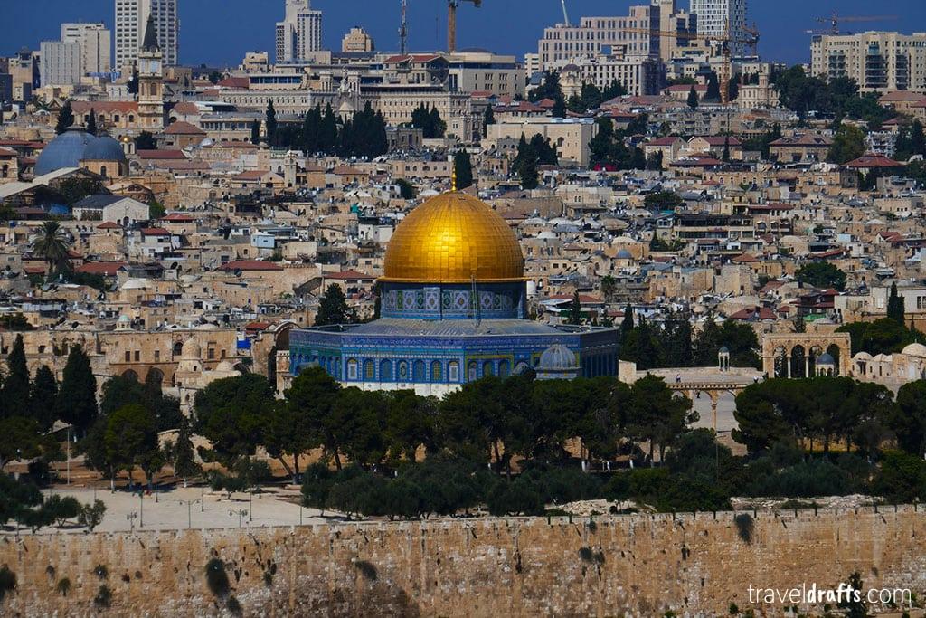 Famous Landmarks In Israel