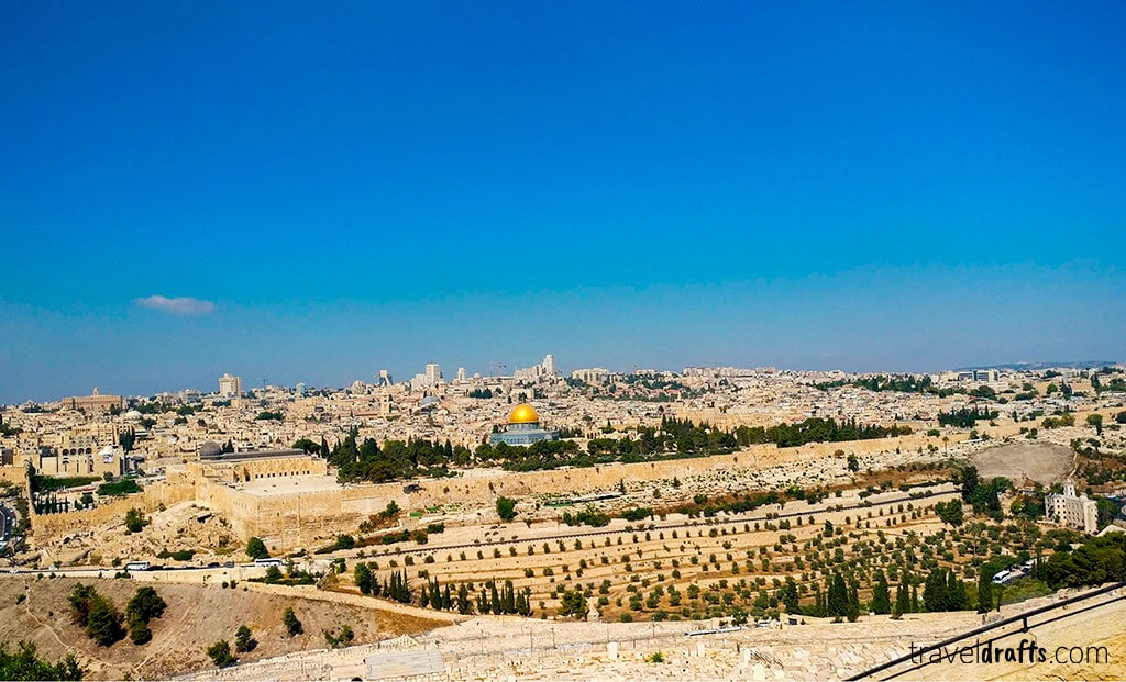Curious things about Israel