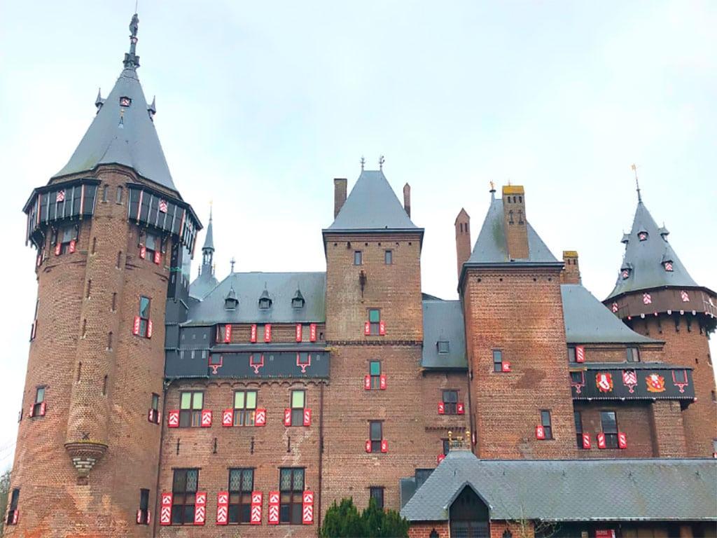 Netherlands famous Landmarks
