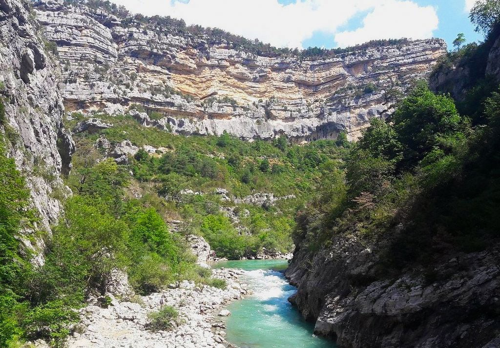 Beautiful natural spots in France