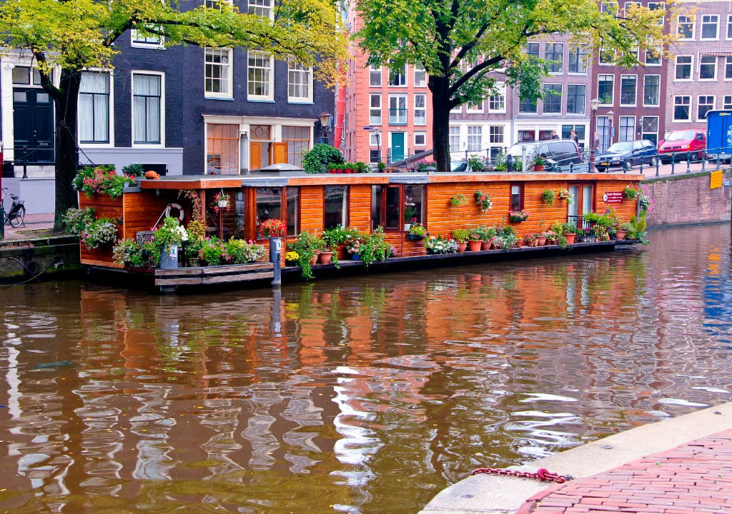 Interesting things about Amsterdam
